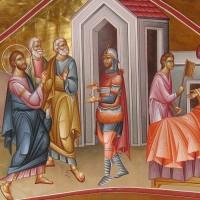 Вярата на римския стотник. Четвърта Неделя след Петдесетница