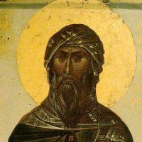 Молитвата на св. Йоан Дамаскин към Пресвета Богородица