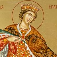 Честваме св. великомъченица Екатерина Синайска