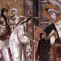 21 ноември - Въведение Богородично