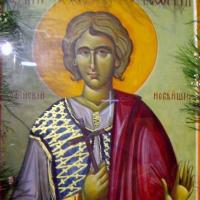 Св. мъченик Георги Софийски Най-нови, пострадал при турския султан Селим