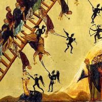 Изкачваме Лествицата на св. Йоан слизайки