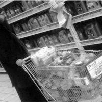 Един поп в супермаркета
