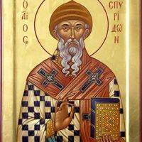 Неукият епископ чудотворец. Свети Спиридон Тримитунтски