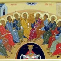 Коленопреклонните молитви на Петдесетница