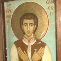 Житие на св. мъченик Димитрий Сливенски