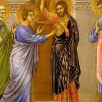 Доброто неверие на апостол Тома