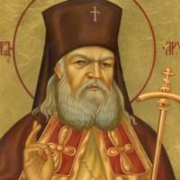 Животът на св. Лука Изповедник, архиепископ Кримски и Симферополски